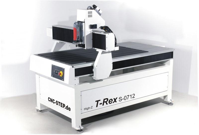 T-Rex S-0712 CNC Portaalfreesmachine