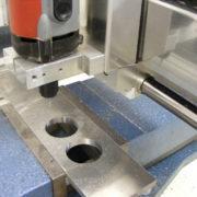 CNC Test: aluminium frezen
