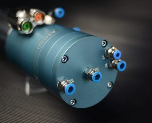 Mechatron ATC-8022 achterzijde