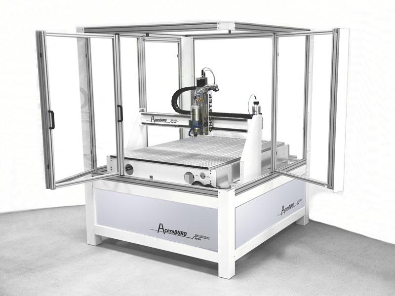 AceroDURO CNC-frees inclusief behuizing