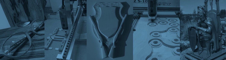 Holzbearbeitung mit der CNC Fräse