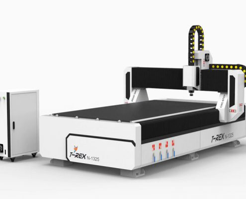 CNC portaalfreesmachine T-Rex 1325