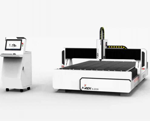 Portaalfrees T-Rex N-2030 van CNC-STEP