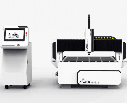 T-Rex N 1212 CNC portaalfrees