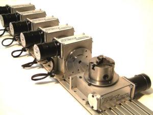 CNC draaiassen / draaitafels RounDINO 120