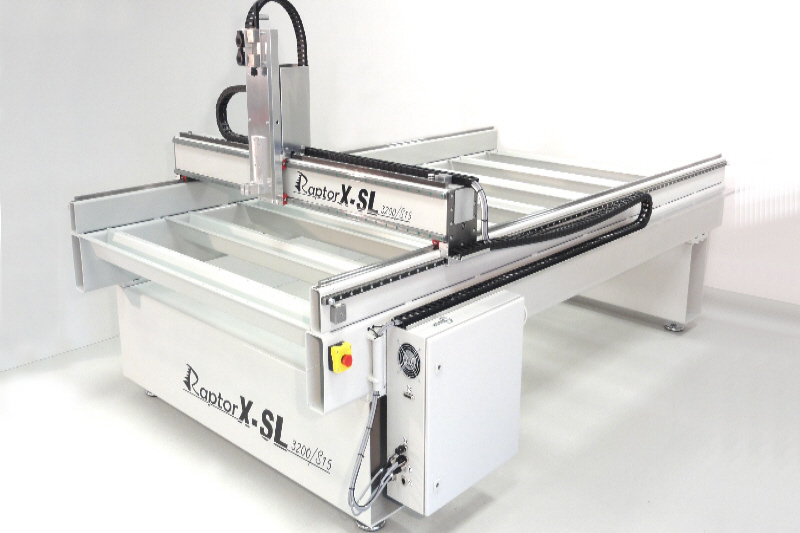 CNC freesmachine RaptorX-SL