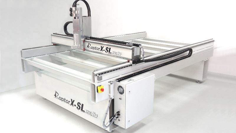 Freesmachine RaptorX-SL
