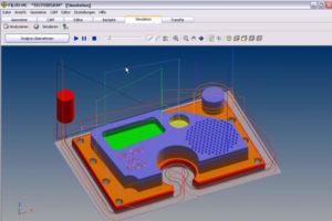 Filou-NC 2D CAD CAM freessoftware