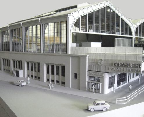 Modelbouw en architectuurmodellen