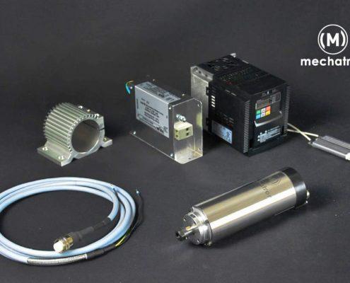 Toebehoren voor Mechatron HF-spindel HFSAC-6508