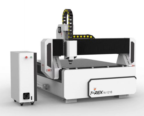 T-Rex-1218 portaalfreesmachine