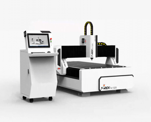CNC portaalfreesmachine T-Rex N 1325