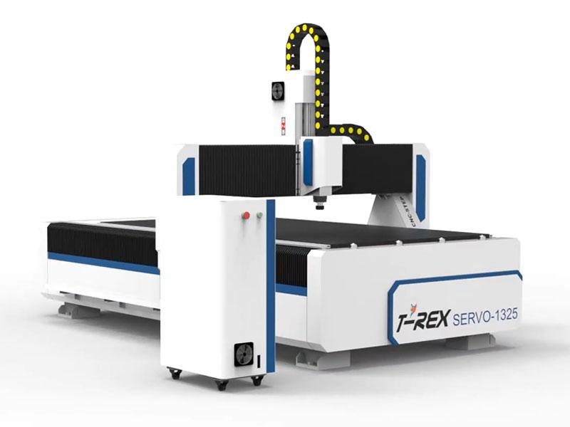 T-Rex Servo-1325 portaalfreesmachine