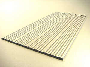 T-sleuventafel voor High-Z S-1000 / T-groeventafel