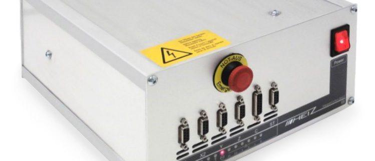 CNC besturing 5 kanalen / 4 assen
