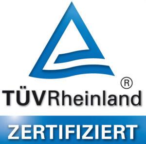 TÜV-Rheinland CNC