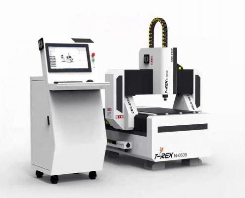 CNC-Step T-Rex 0609