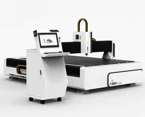 T-Rex N-2030 CNC Portaalfrees met bedieningsterminal