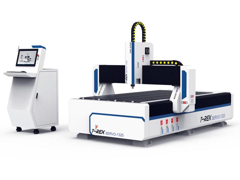 CNC-Step T-Rex servo-CNC machine 1325