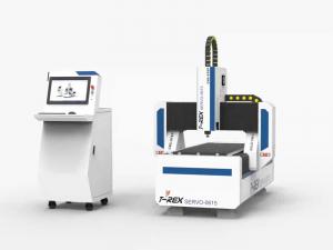 Portaalfreesmachine type T-Rex Servo 0615