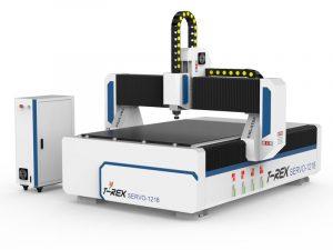 T-Rex servo-CNC machine 1218