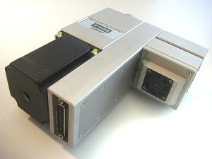 Oscillerende tangentiële meshouder EOT-3