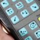 CNC afstandsbediening / keypad