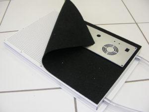 Vacuümplaat / Vacuümtafel