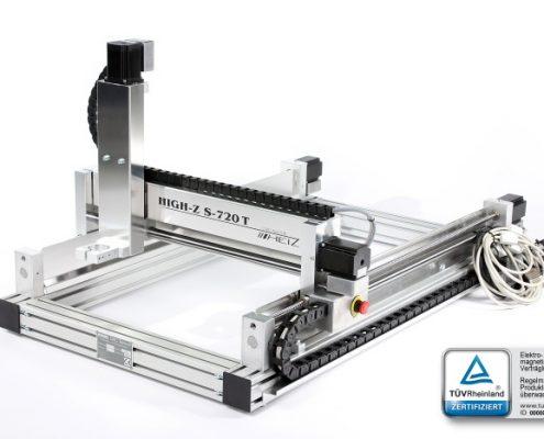 CNC frees S-720/T