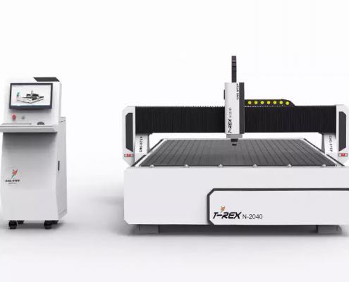 CNC Frees T-Rex 2040