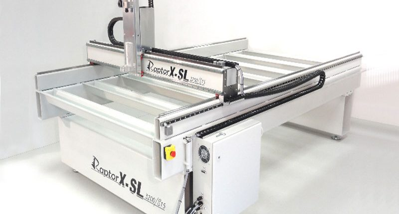 CNC freesmachine RaptorX SL-3200