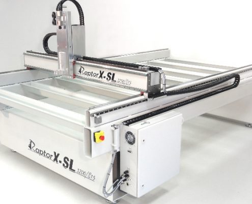 CNC freesmachines RaptorX-SL