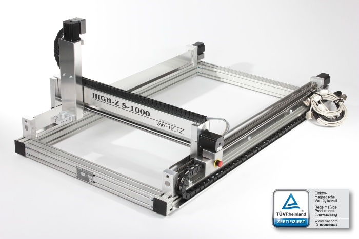 CNC machines High-Z S-1000