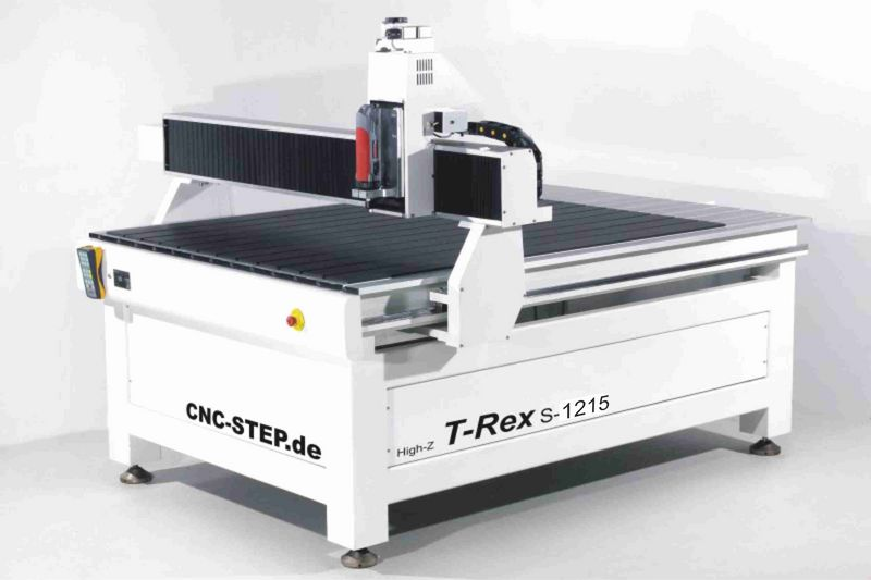 CNC machine T-Rex S-1215