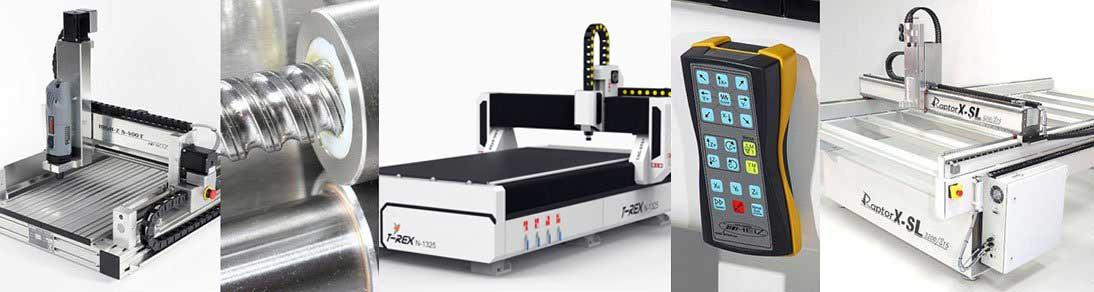 CNC-machines van CNC-STEP
