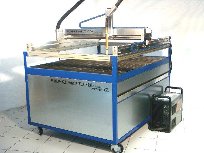 Plasmasnijmachine PlasCUT-1350