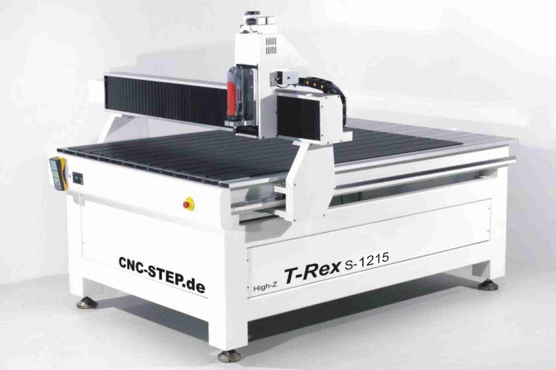 CNC portaalfreesmaschine T-Rex S-1215