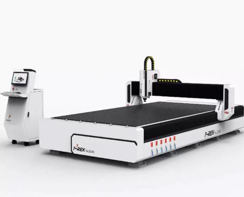 CNC Portaalfreesmachine T-Rex 2040