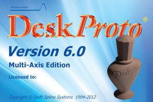 DeskProto CAM software voor 3D bewerkingscentra