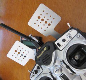 Zelfbouw bevestigingplaten voor accessoires