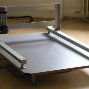 DIY CNC frees zwendel