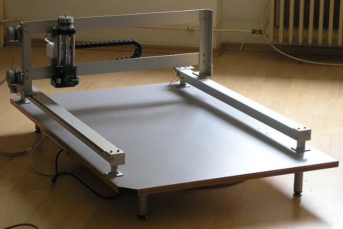 Fonkelnieuw Hobby CNC frees - DIY bouwpakket of merk frees kopen? KV-07