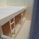 Interieurontwerp CNC-gefreesd uit hout