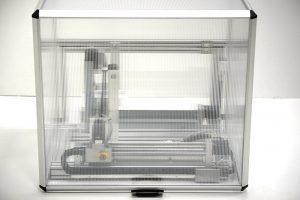 Machinekap voor CNC freesmachine