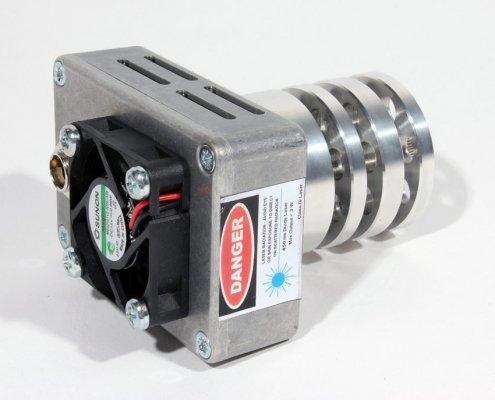 Lasergraveer-module voor fotogravures en opschriften
