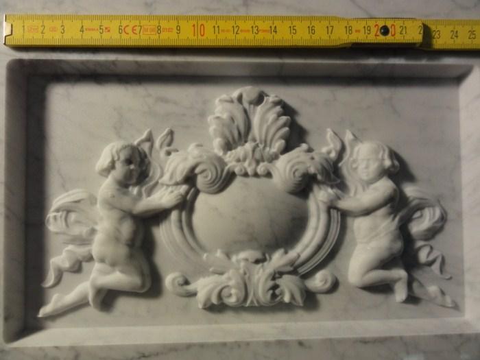 Fraaie decoraties maken in marmer met een CNC freesmachine
