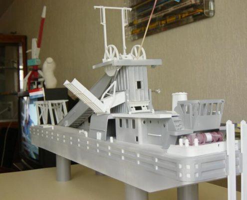 Modelbouwen met een CNC frees