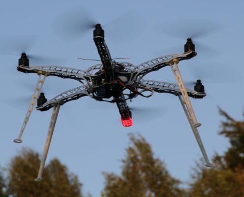 Drone zelf bouwen op de CNC machine