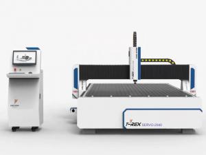 Servo CNC machine T-Rex Servo type 2040