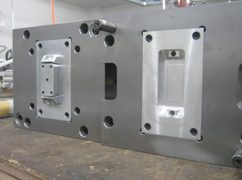 Aluminium spuitgietmatrijzen zelf maken